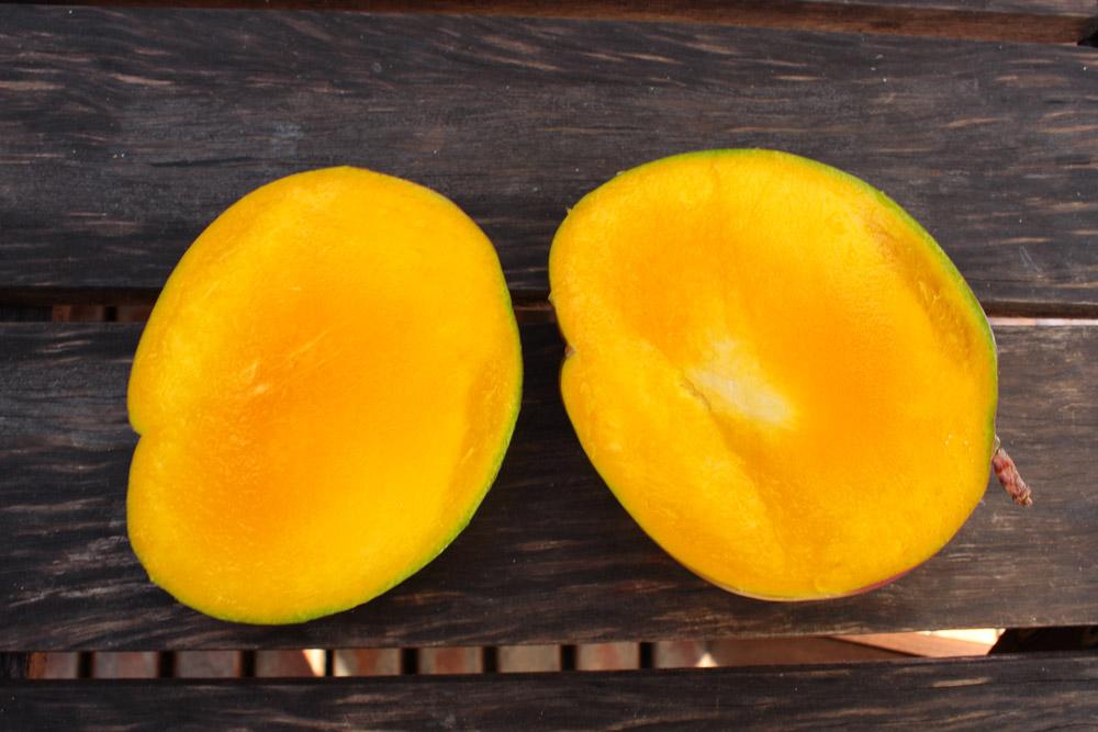 Prekrojené mango