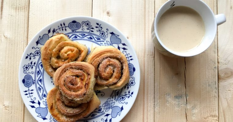 (Not only) orange-cardamom rolls