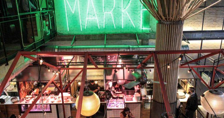 Madrid: vynikajúce trhy, bocadillo de calamares a skvelé galérie