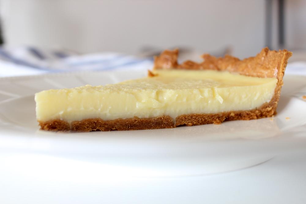 Porcia citrónovej tarty